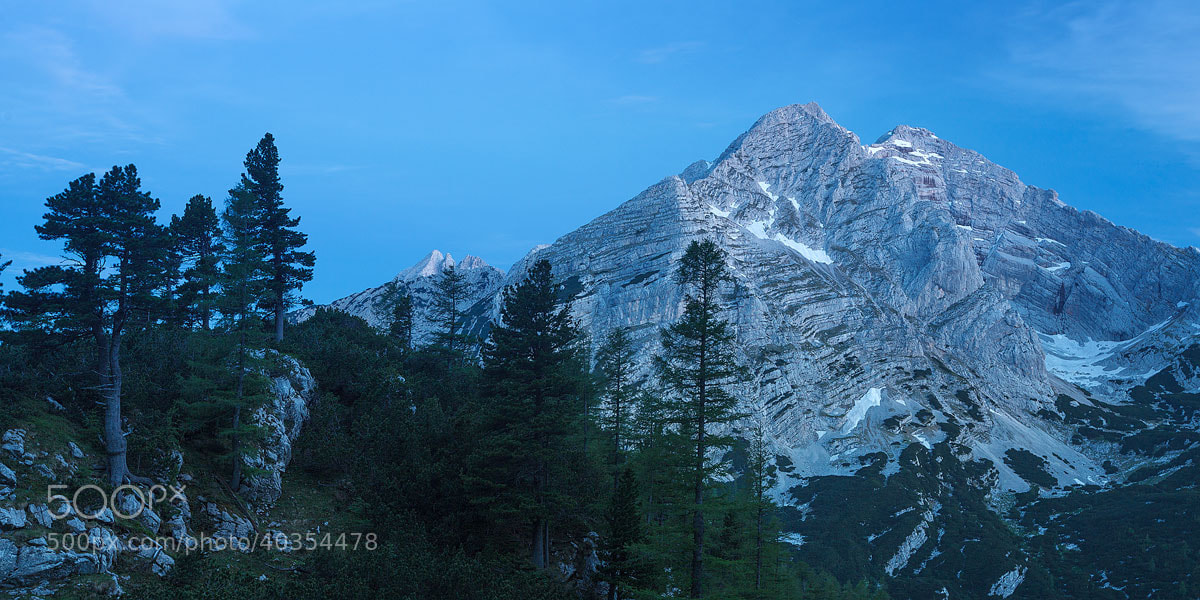 Photograph Hochtor Blues by Alex Nail on 500px