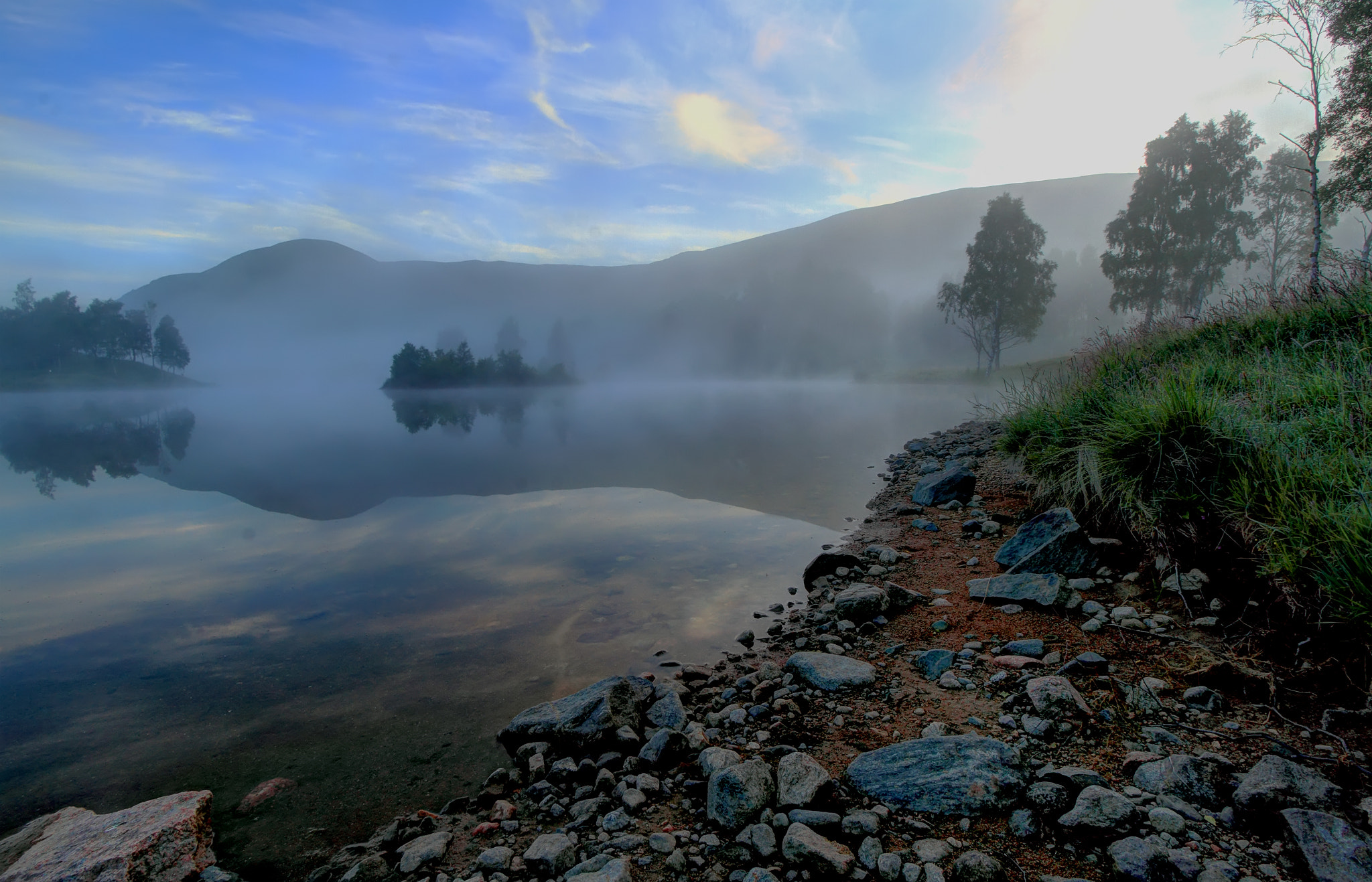 Photograph Misty Reflections by Dave Murray on 500px