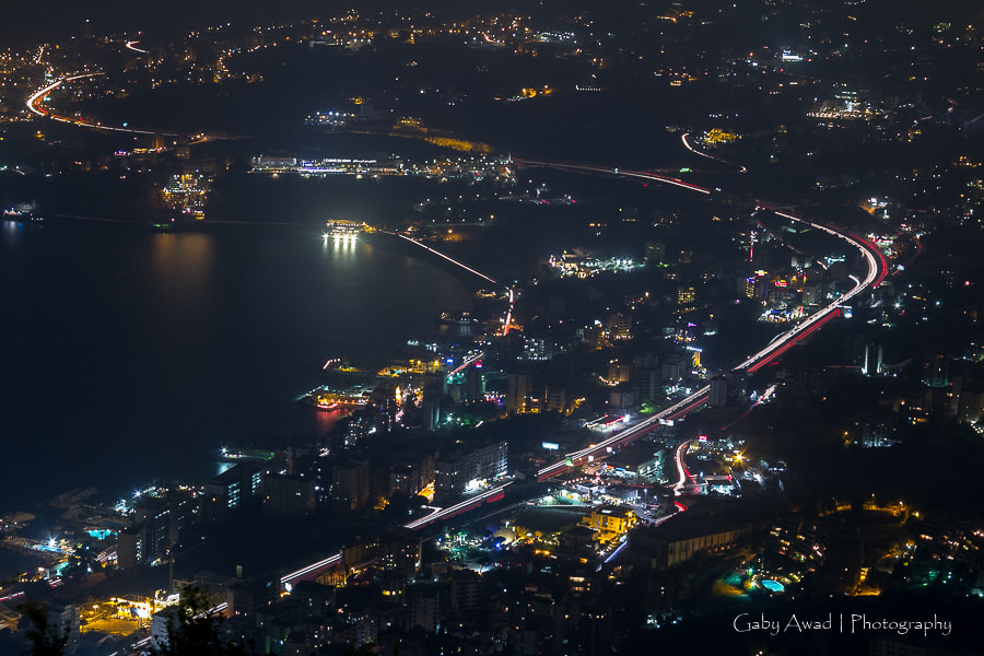 Photograph Jounieh Bay 3 by Gaby Awad on 500px