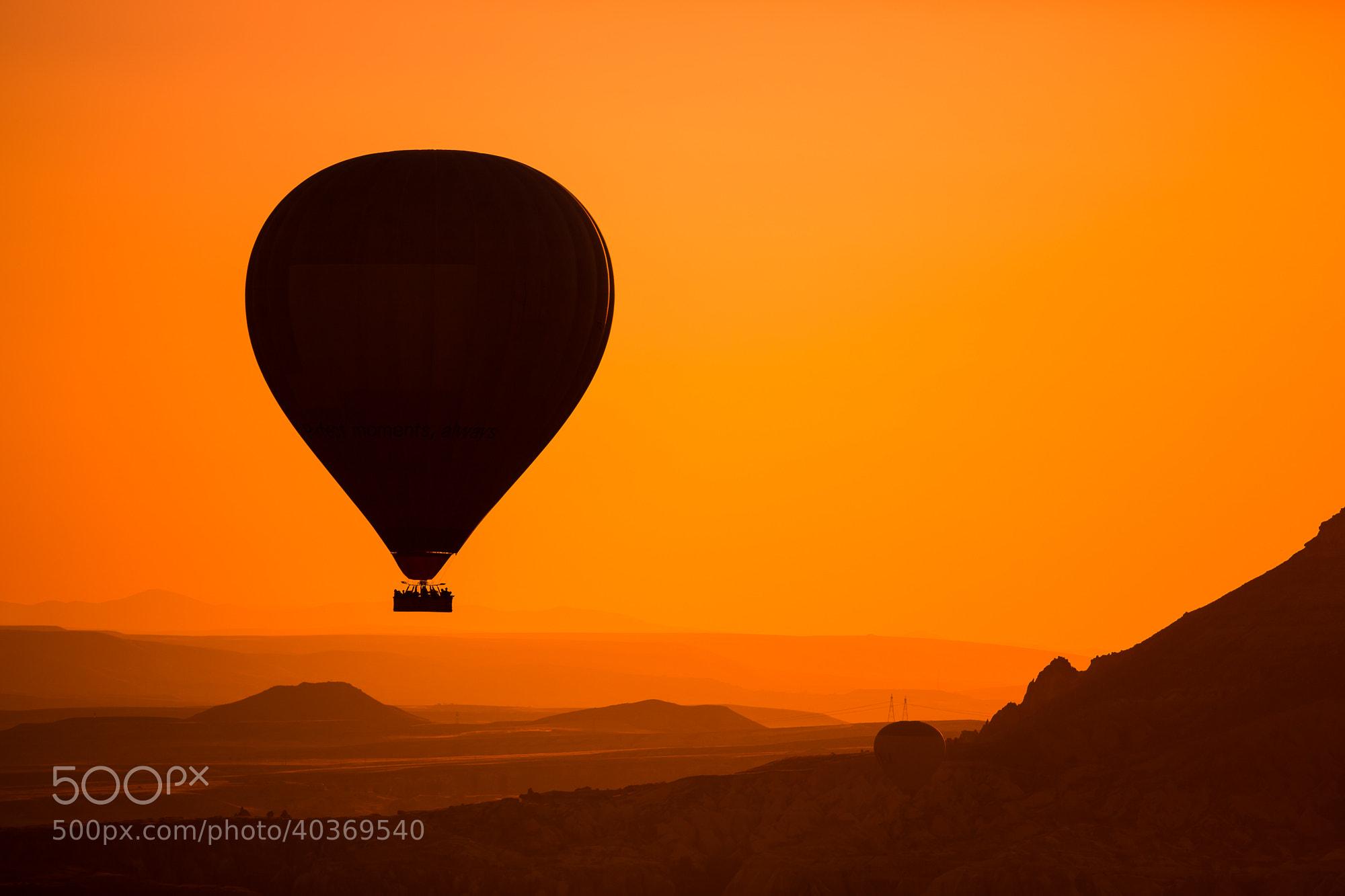 Photograph Cappadocia at Dawn by Ben Taylor on 500px