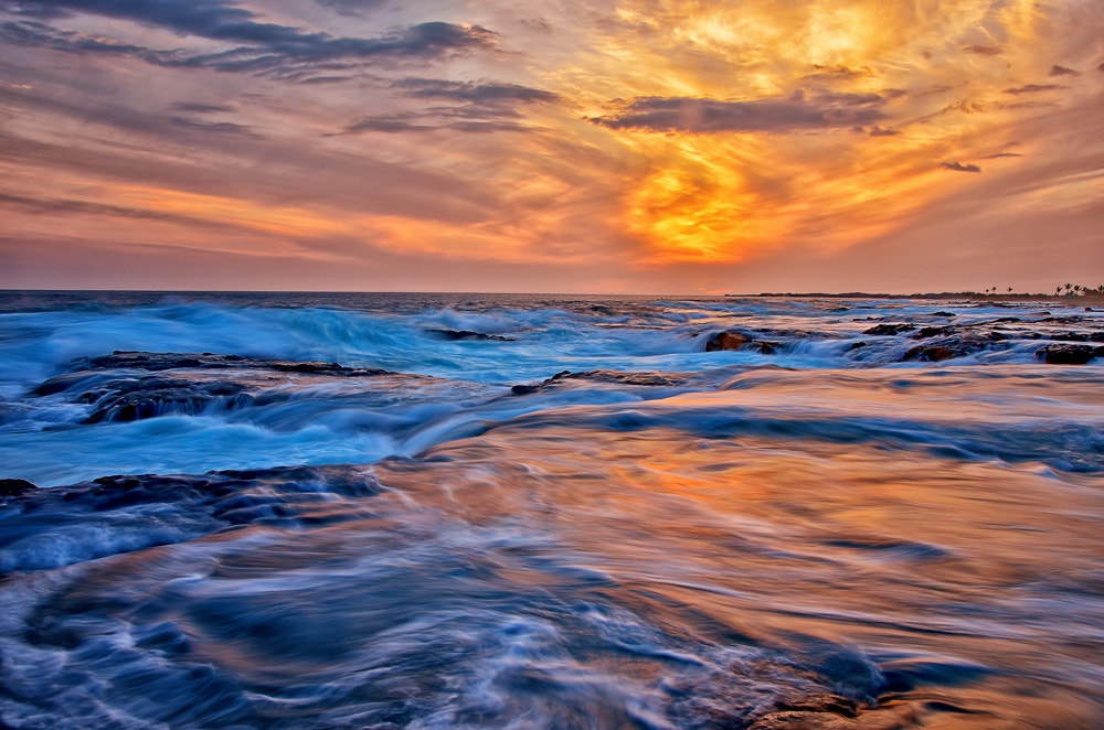 Photograph Vincent van Gogh Sunset by Mark Rogers on 500px