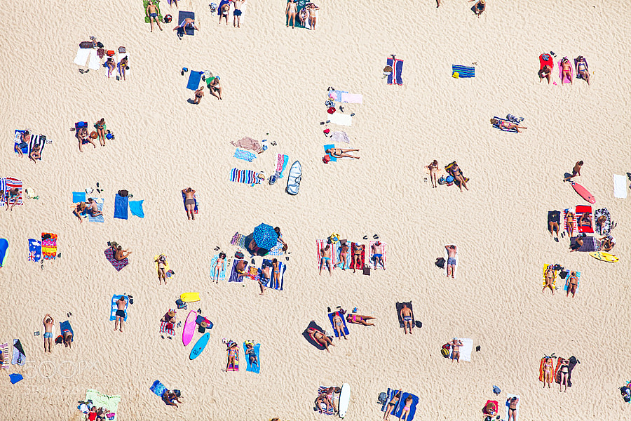 Photograph Bondi Sunbakers by Matt Lauder on 500px