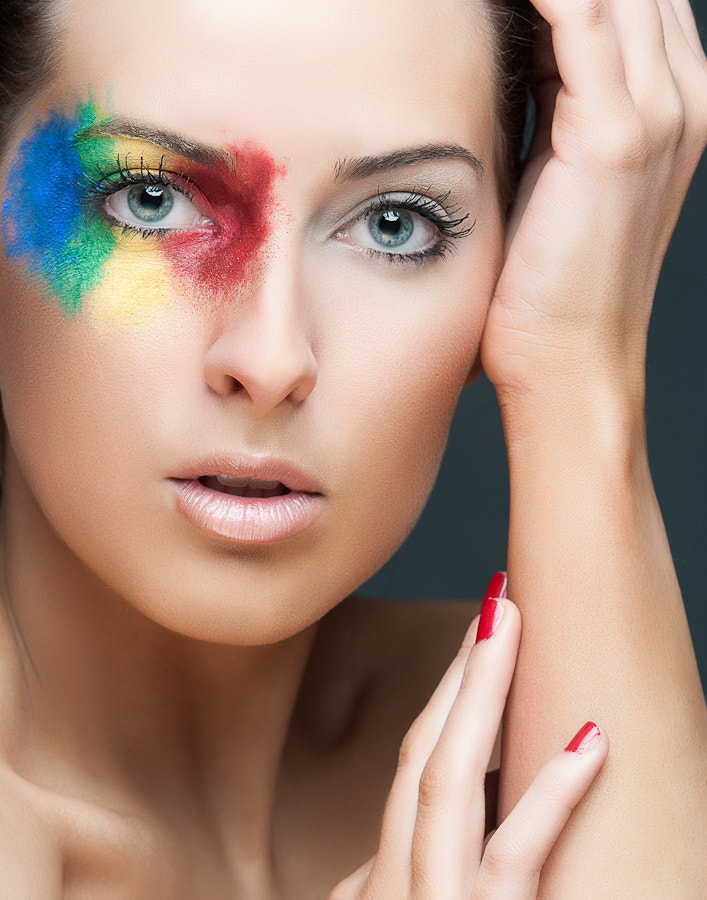 Photograph Beauty Retouch by  il·lu·mi·nates  M on 500px