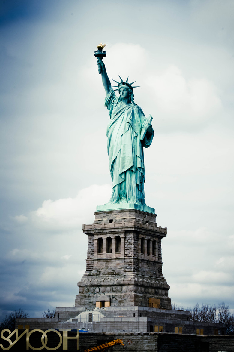Photograph Lady Liberty. by Robb Smooth on 500px