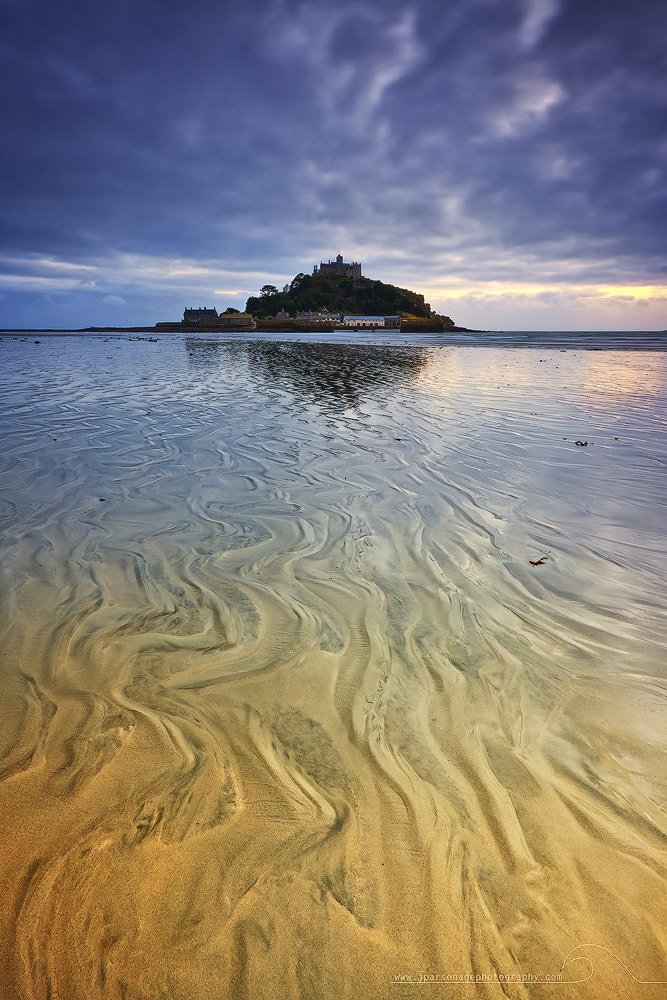 Photograph St Michael's Mount III by James Parsonage on 500px
