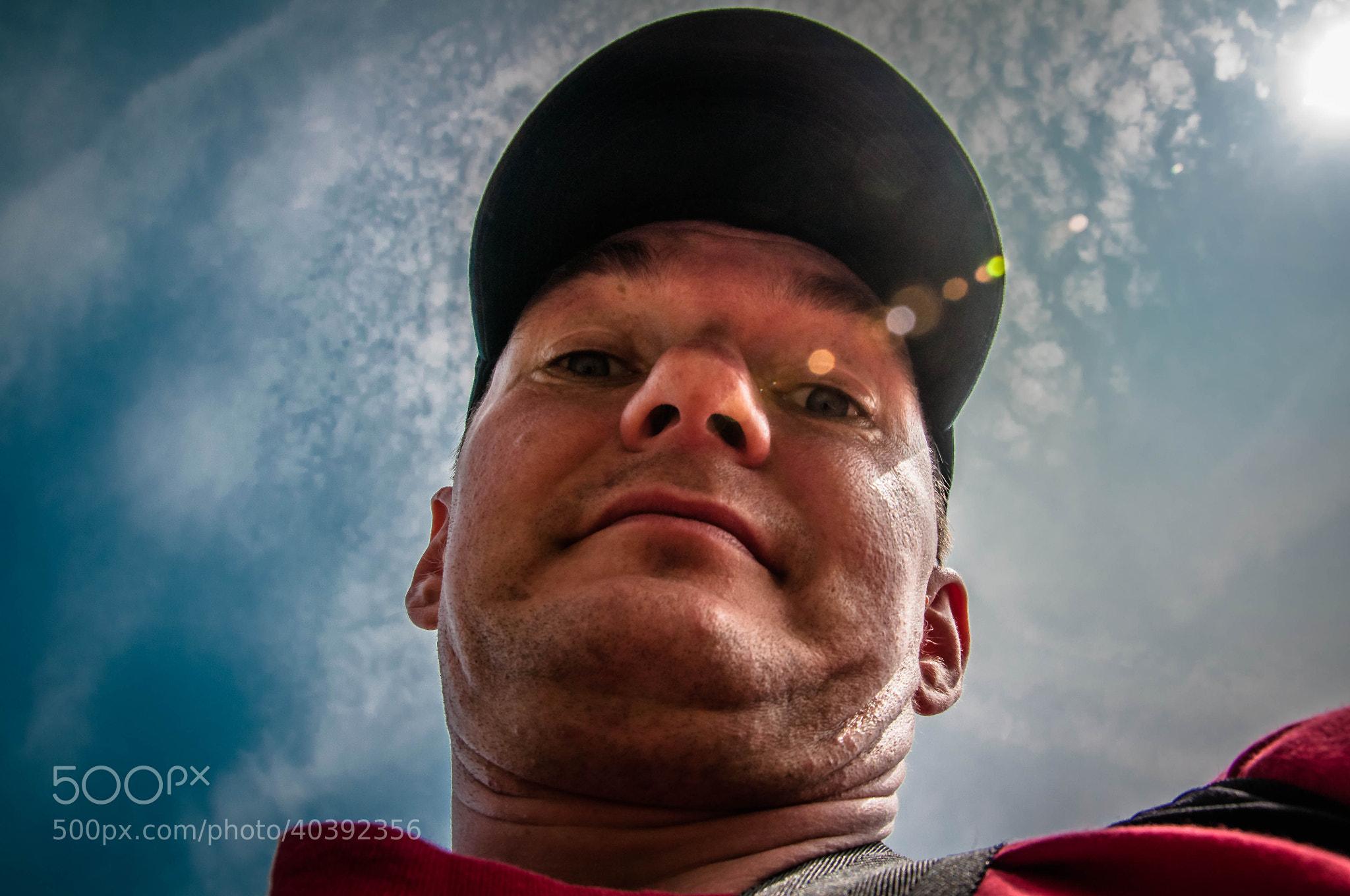 Photograph Selfie :) by Mariusz 'Mario TLR' Talarek on 500px