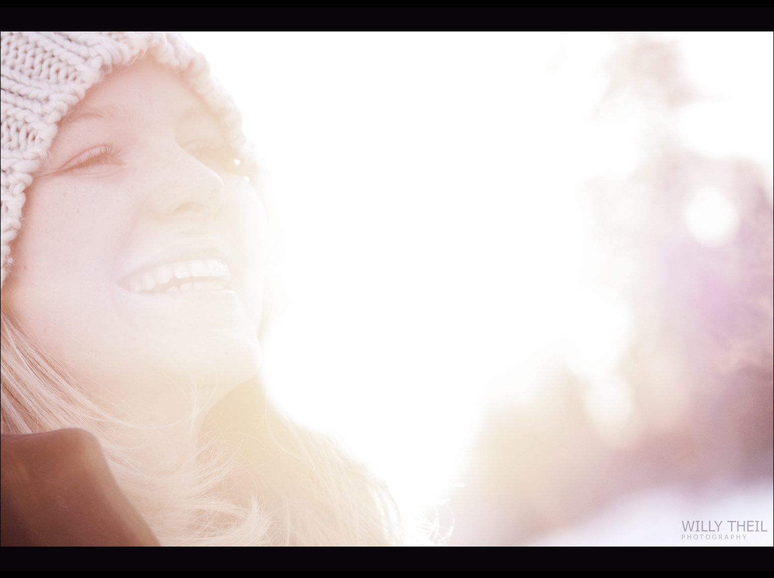 Photograph Elisa laughing by Willy Theil on 500px