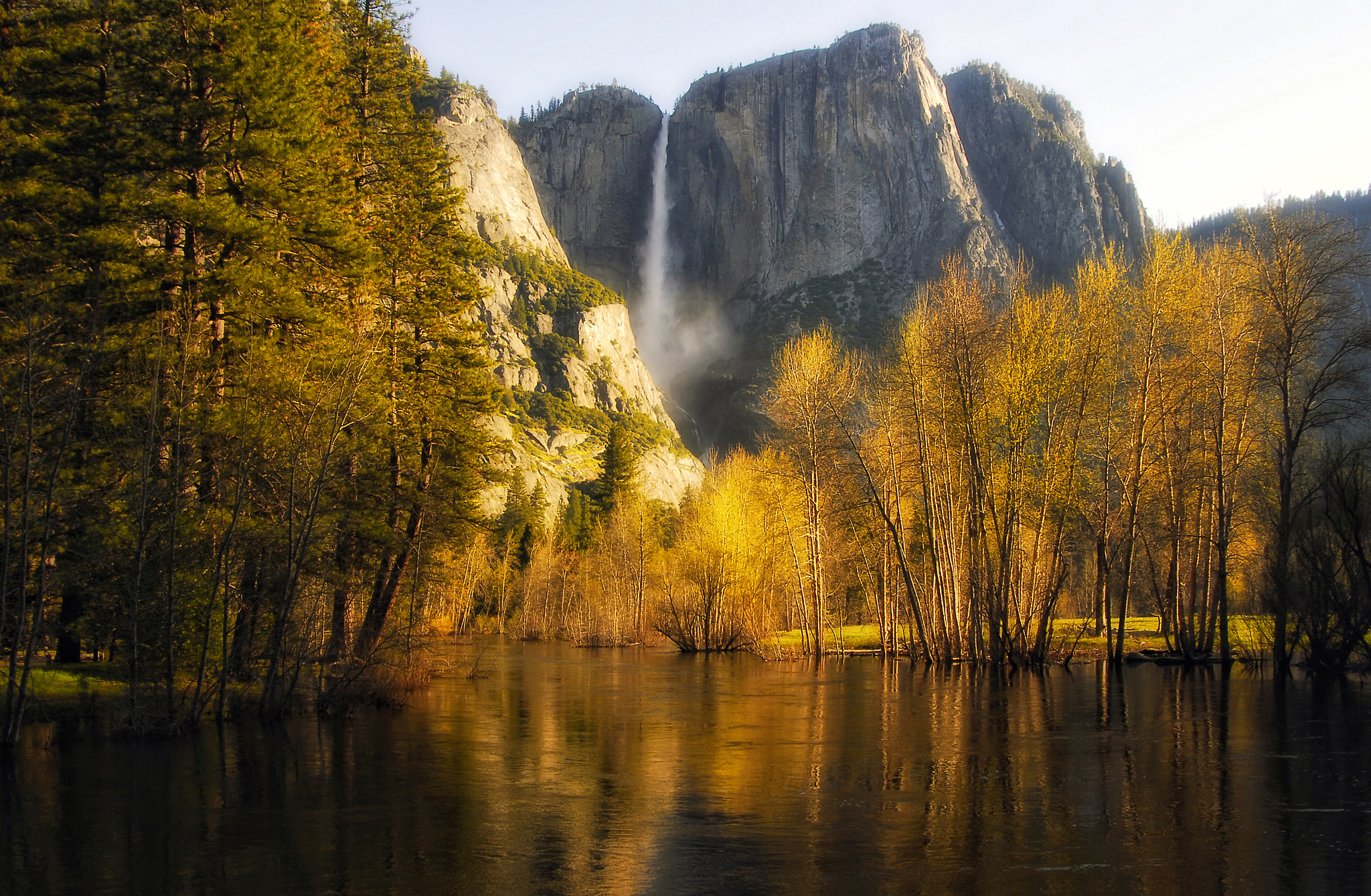Photograph Gold in the Valley by Greg McLemore on 500px
