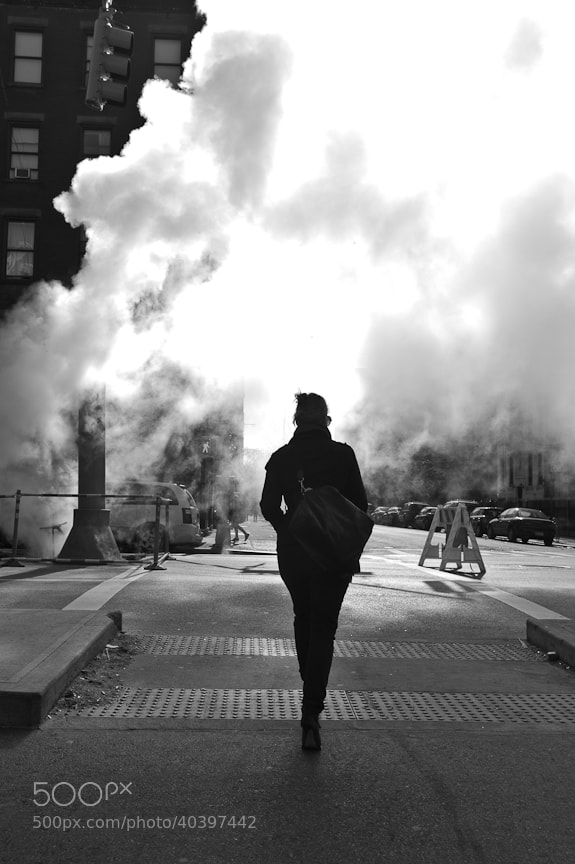 Photograph NYC Steam by Walter  Shin on 500px