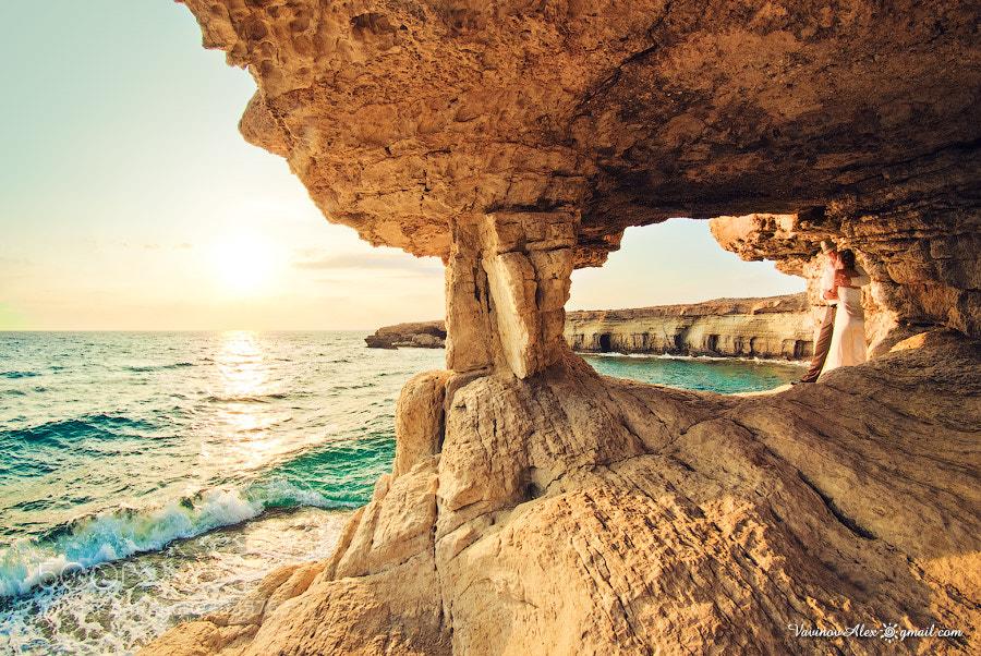 Photograph Свадьба. Фотограф на Кипре by Alex Vavinov on 500px