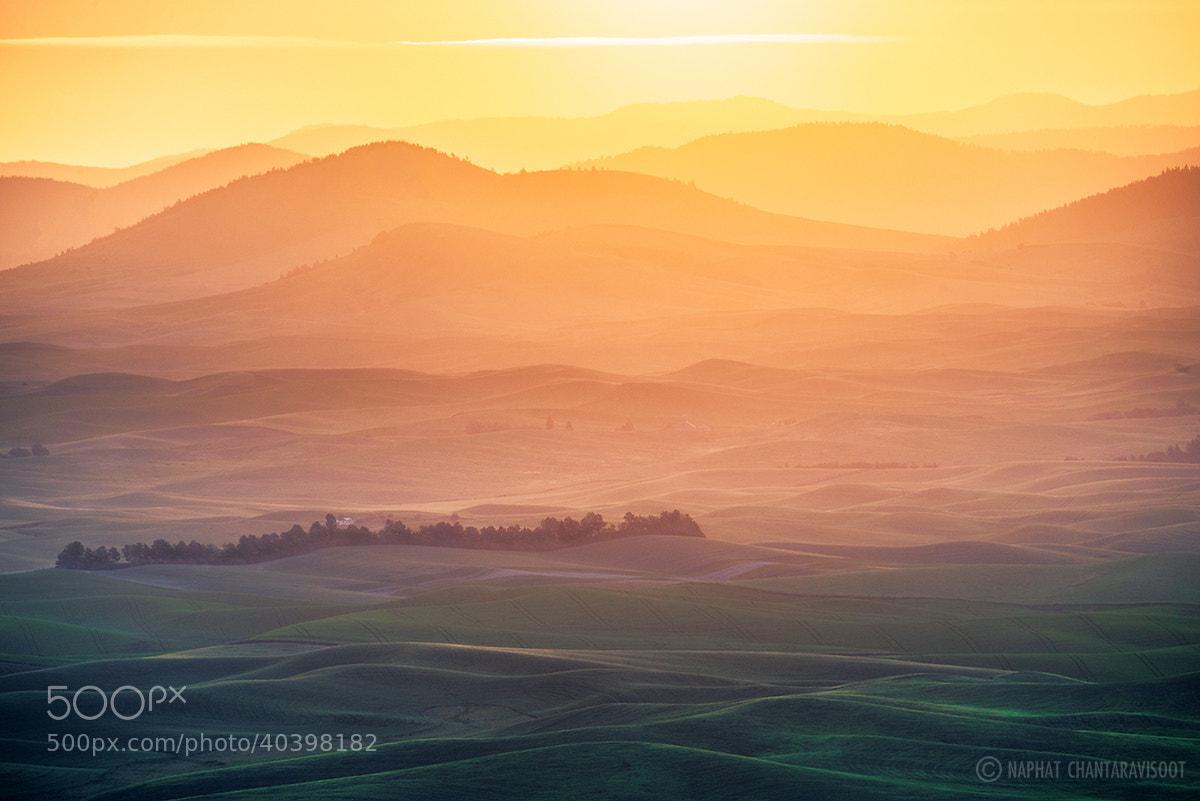 Photograph Good Morning Palouse   by Nae Chantaravisoot on 500px
