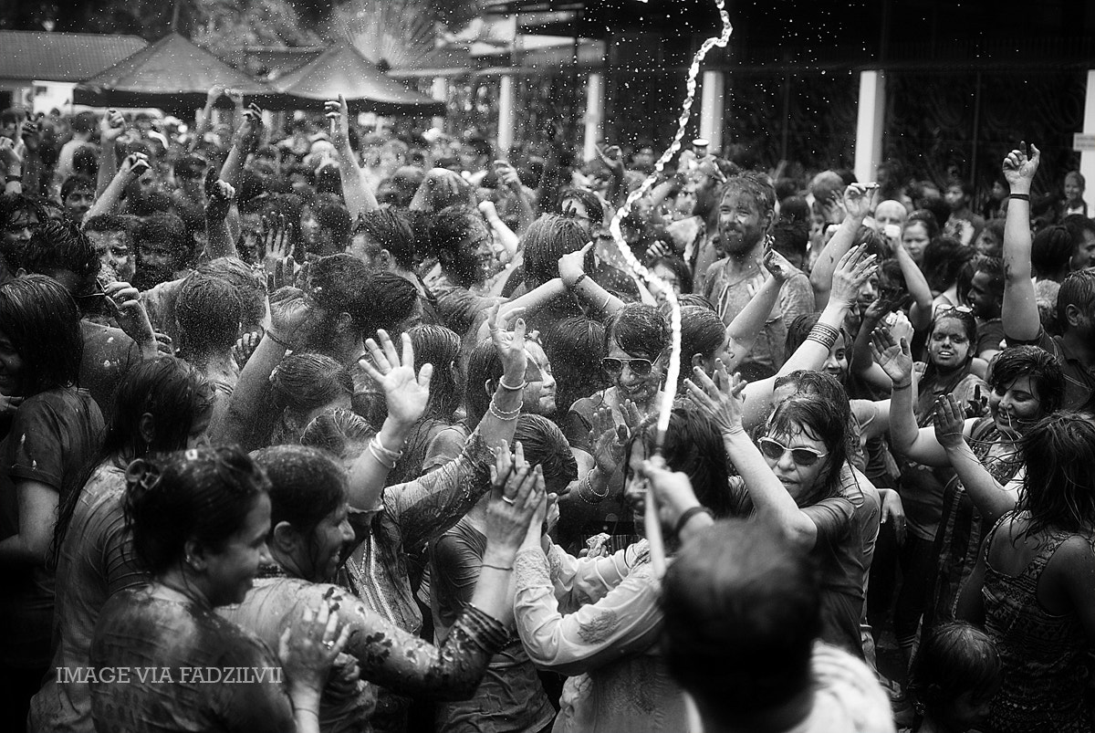 Photograph Holi Festival 2013 by FadzilVII on 500px