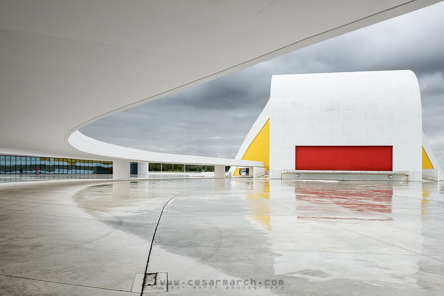 Photograph Niemeyer after the rain by Cesar March on 500px