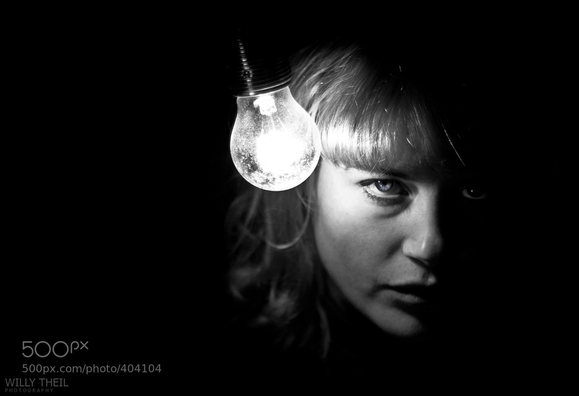 Photograph Dark idea by Willy Theil on 500px