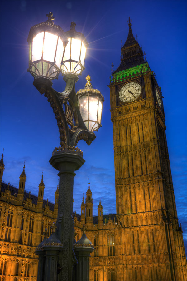 Photograph Big Ben & Co by Michael Cavén on 500px