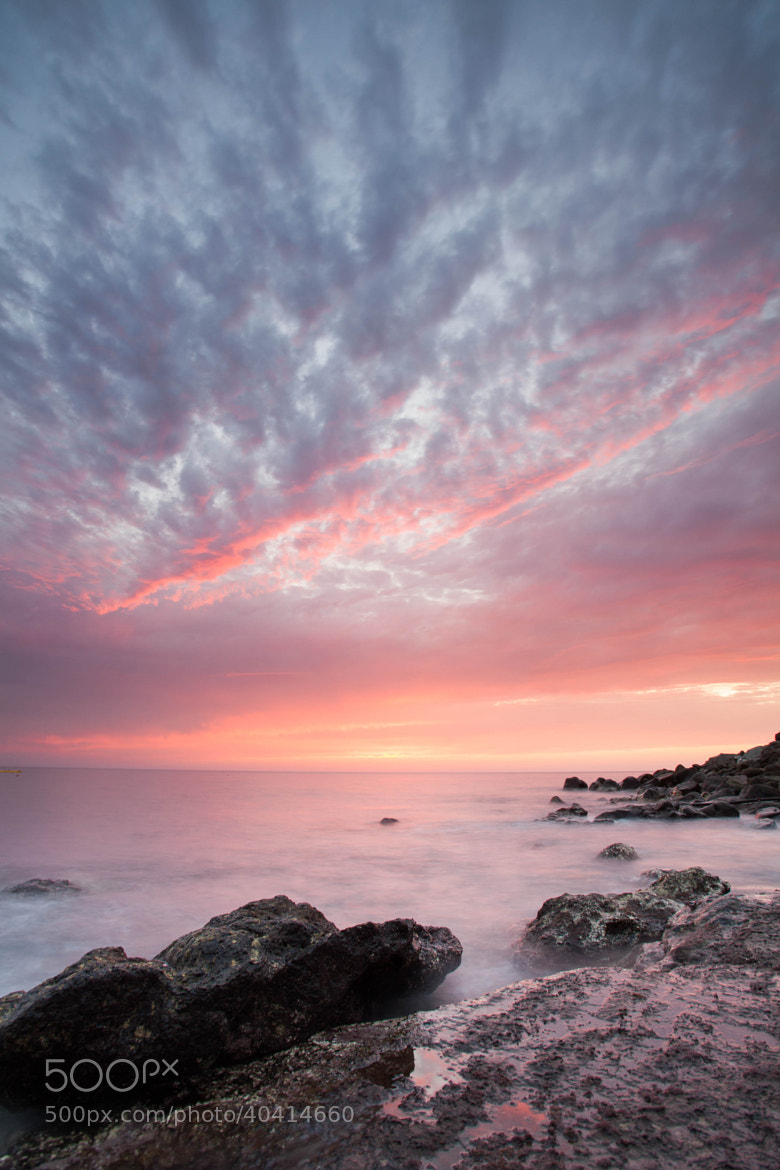 Photograph Cala Blanca Sunset by Carl Mickleburgh on 500px
