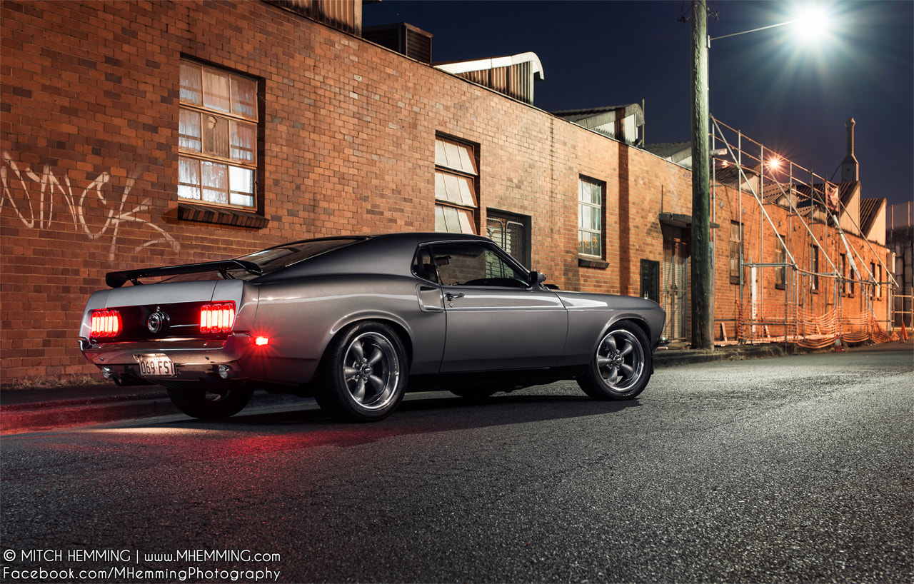 Photograph Ford Mustang by Mitch Hemming on 500px