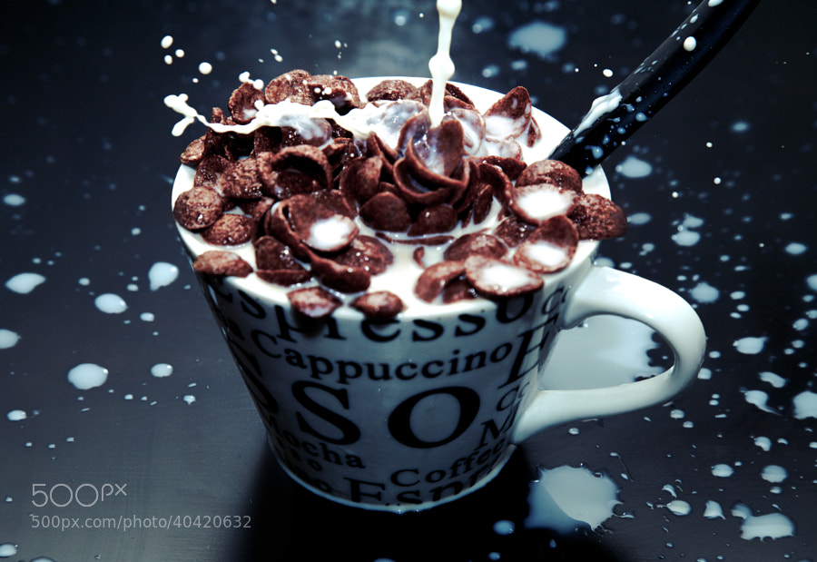 Photograph Breakfast Explosion IV by Giammaria Zanella on 500px
