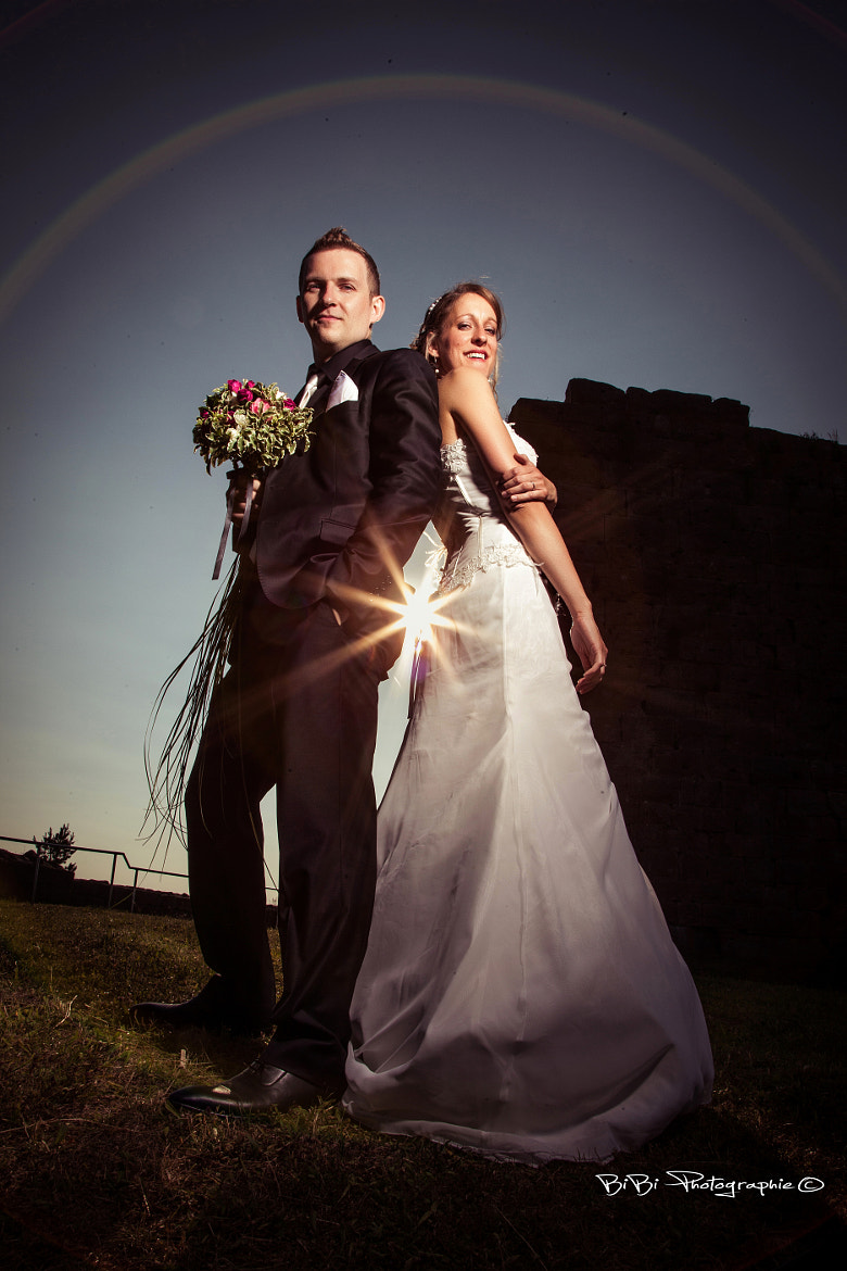 Photograph Wedding's Flare  by Vincent Haetty on 500px