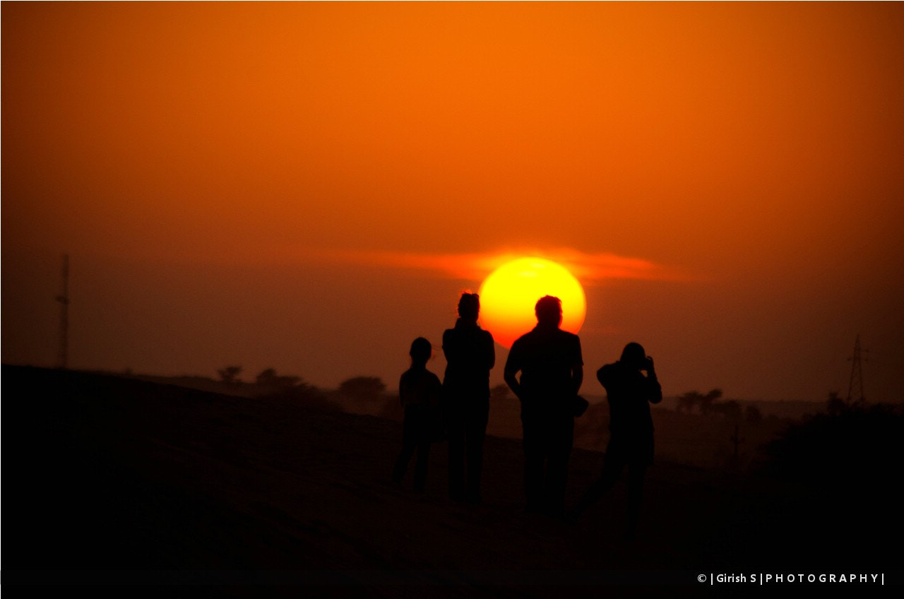 Photograph A Beautiful End Of Day !!! by Girish Suryawanshi on 500px