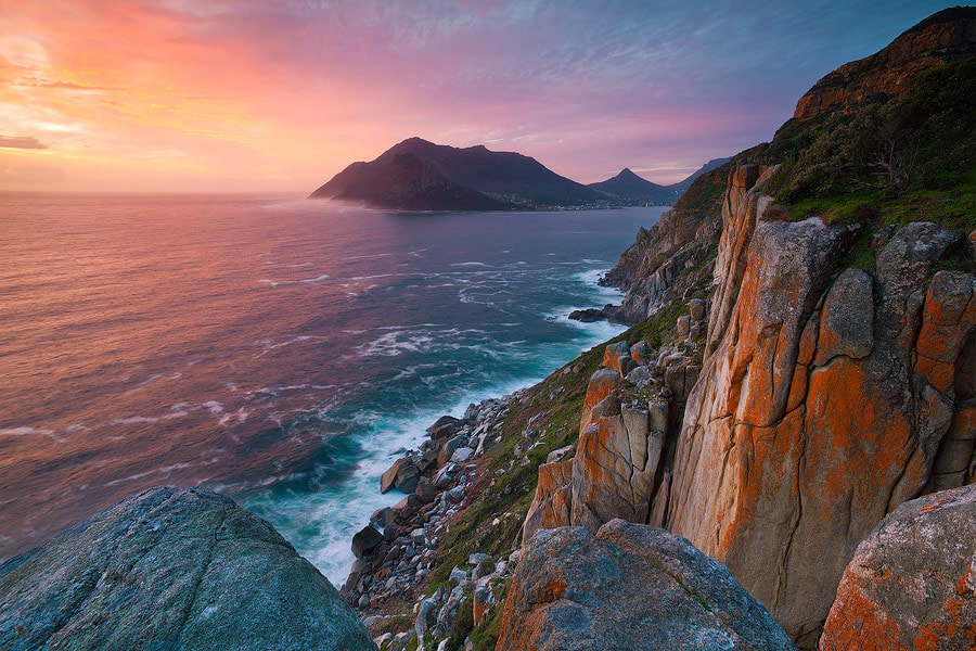 Photograph Chapmans Peak by Hougaard Malan on 500px