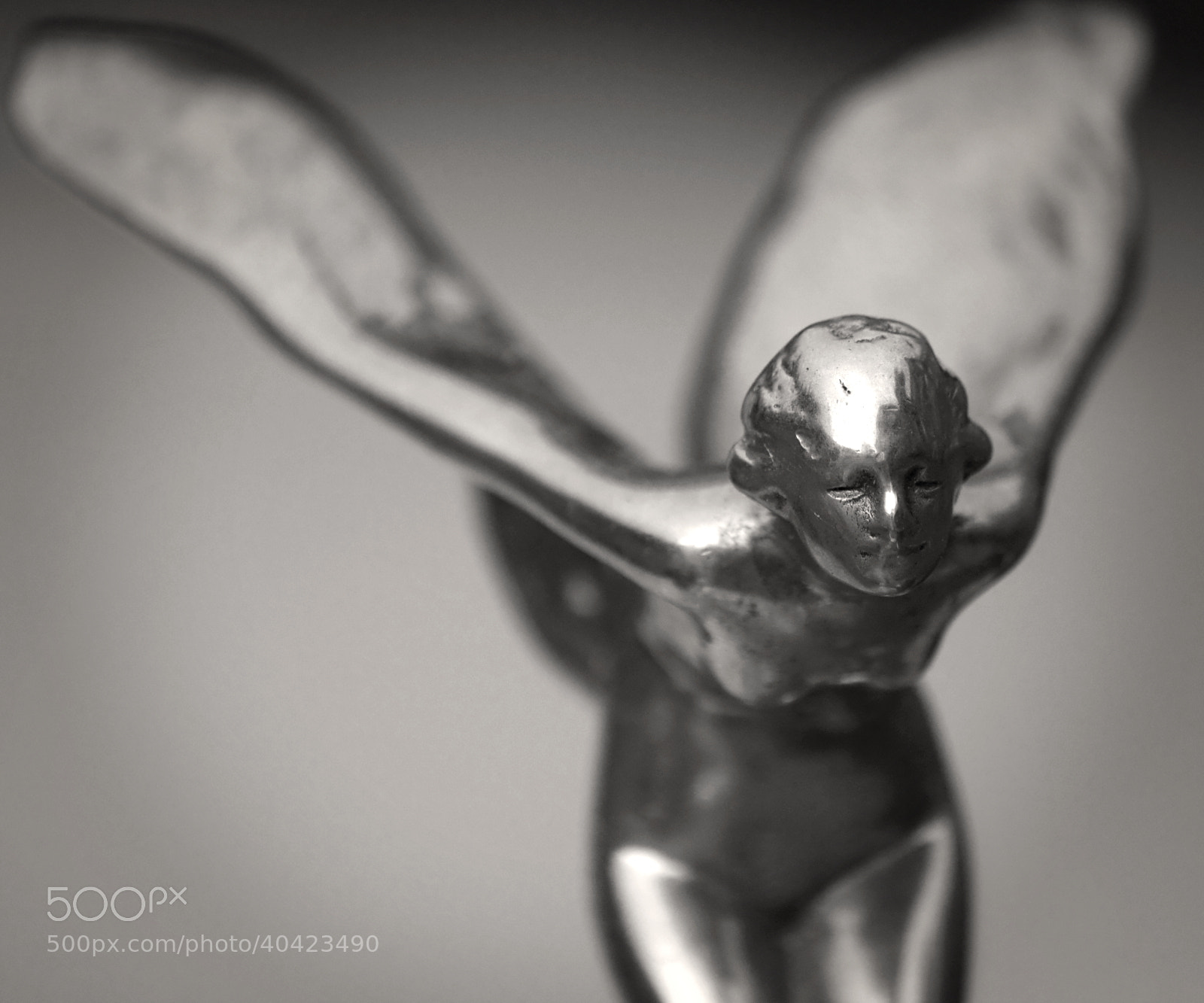 Photograph Spirit of Ecstasy by Carol  Gentle on 500px