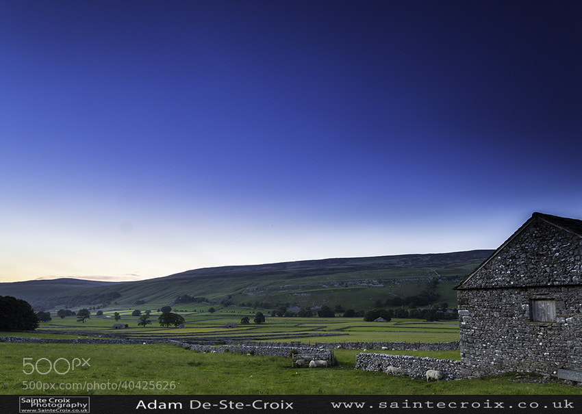 Photograph Arncliffe, Yorkshire Dales, UK by Adam De-Ste-Croix on 500px