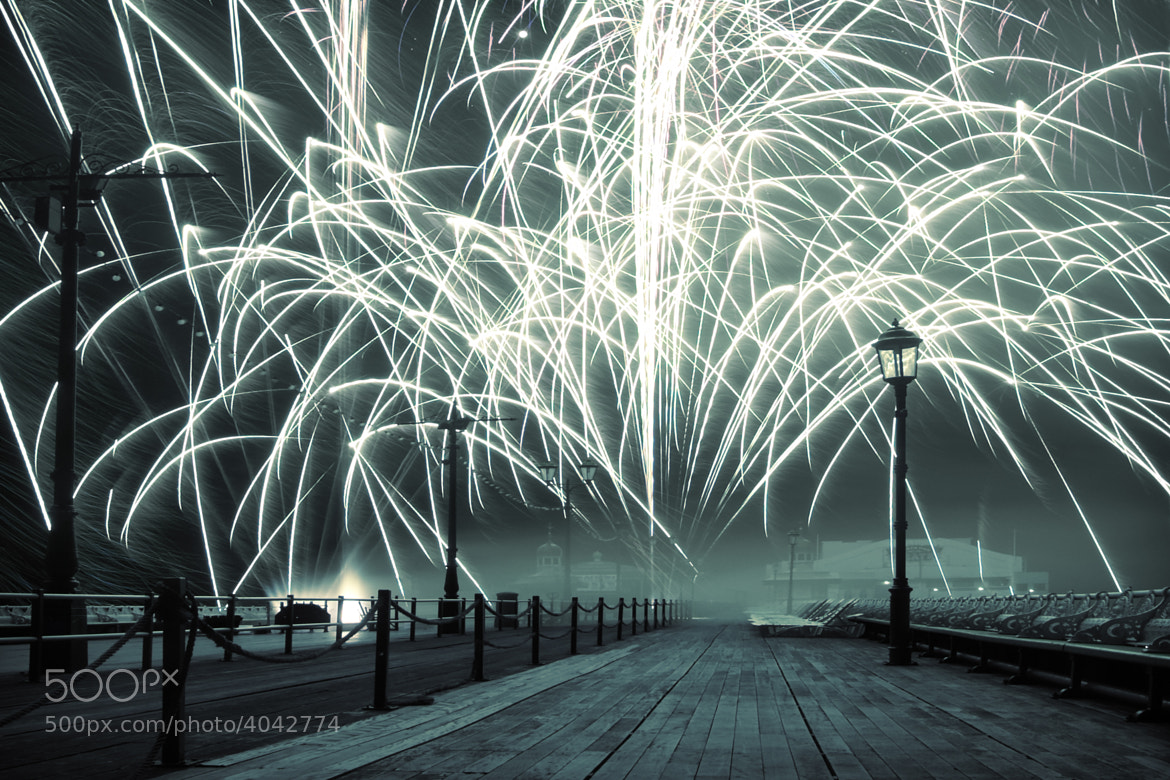 Photograph Happy New Year ! by David Nightingale on 500px