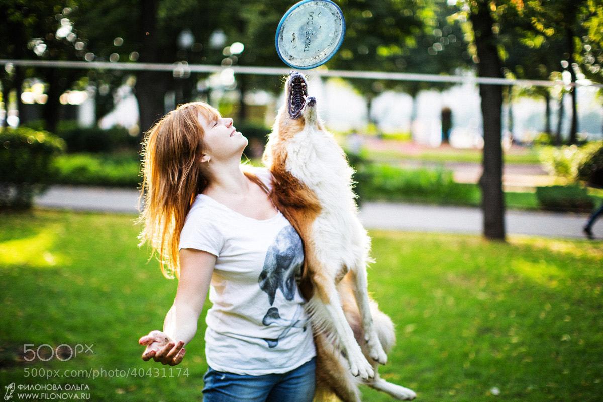 Photograph Catch it! by Olga Filonova on 500px