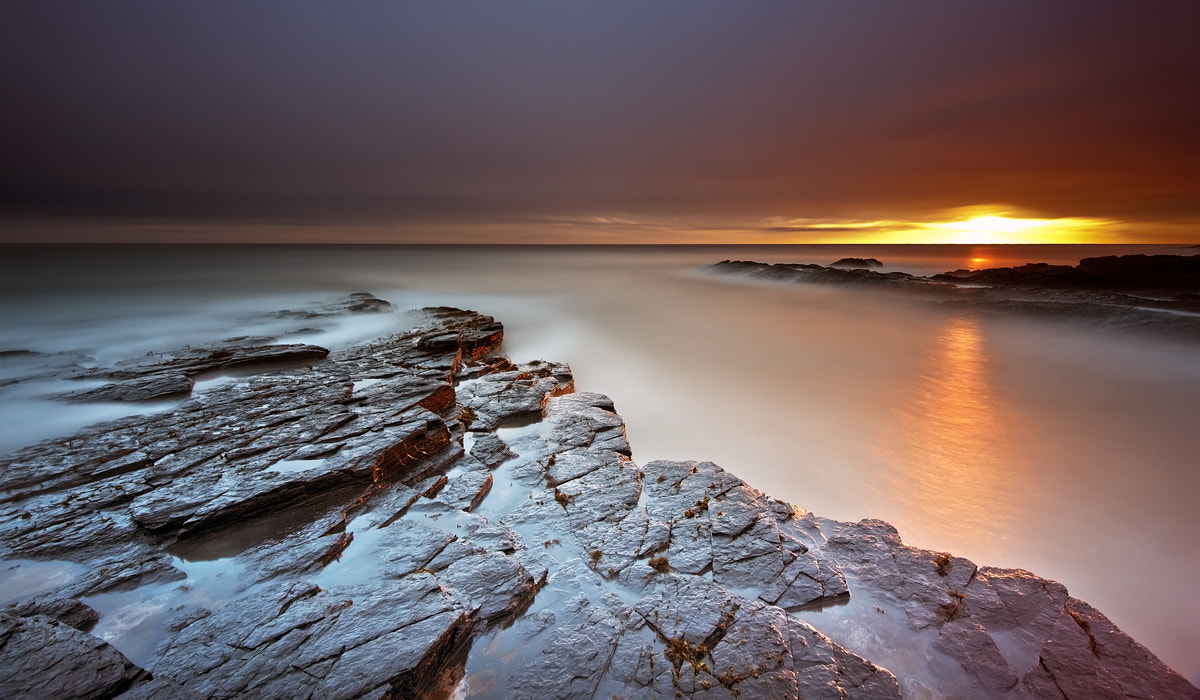 Photograph Light Breaks Over Howick by Mark Southgate on 500px