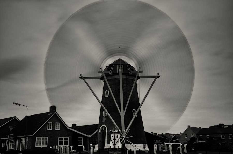 Photograph The Mill by Leonie Schoenmakers on 500px