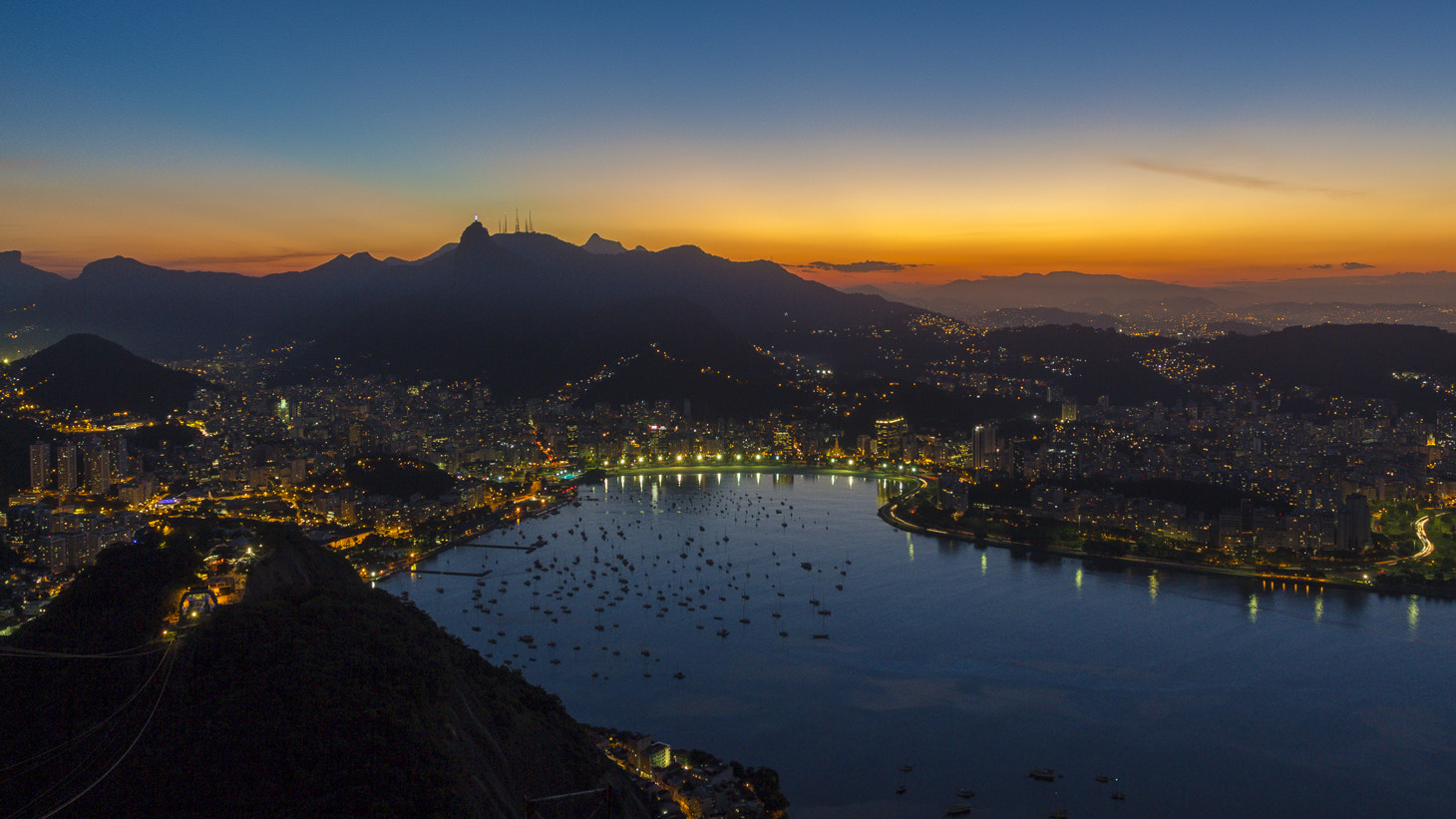 Photograph Sunset in Rio by Fabio Ito on 500px