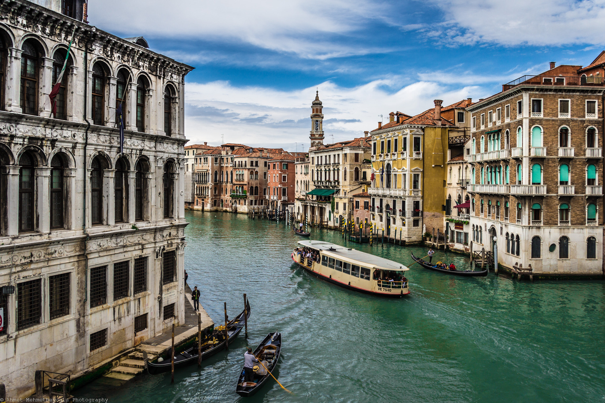 Photograph A view from Venice by Ahmet Mehmetbeyoğlu on 500px