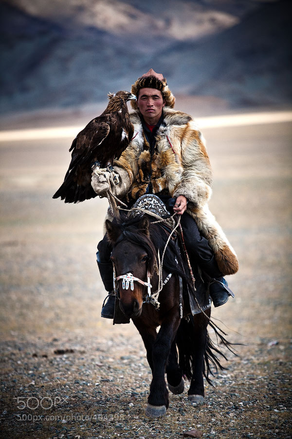 Photograph Eagle Hunter 5 by Viacheslav Smilyk on 500px
