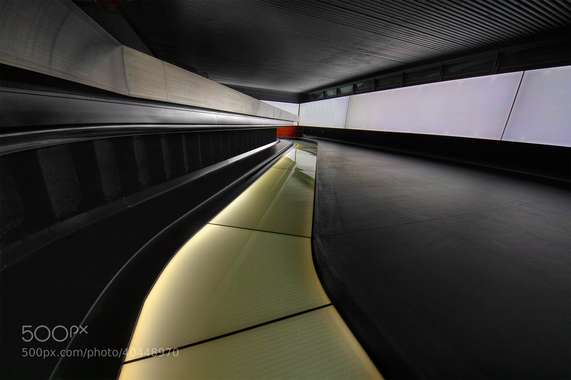 Photograph Spaceship Passage by Azul Obscura on 500px
