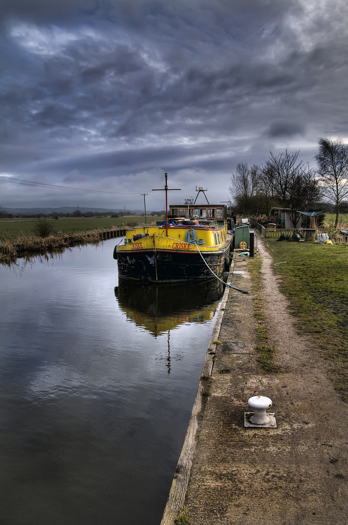 Photograph Boat HDR by Steve FGA on 500px