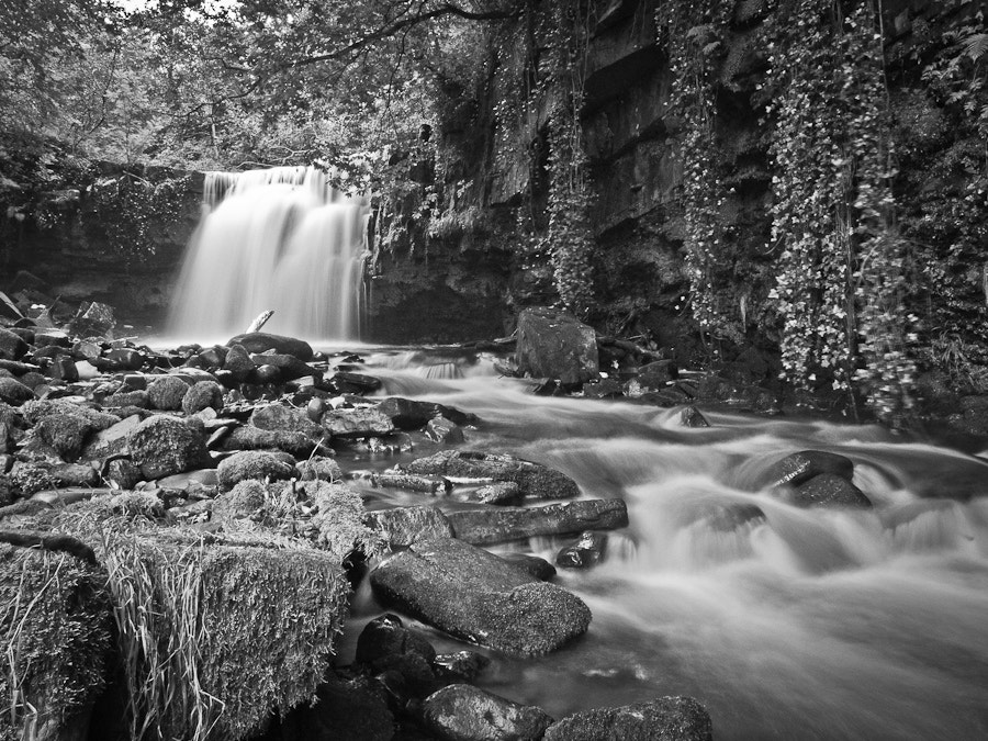 Photograph Welsh falls 1 by Tim Brook on 500px