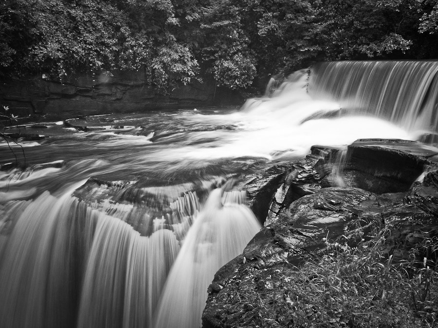 Photograph Welsh falls 5 by Tim Brook on 500px