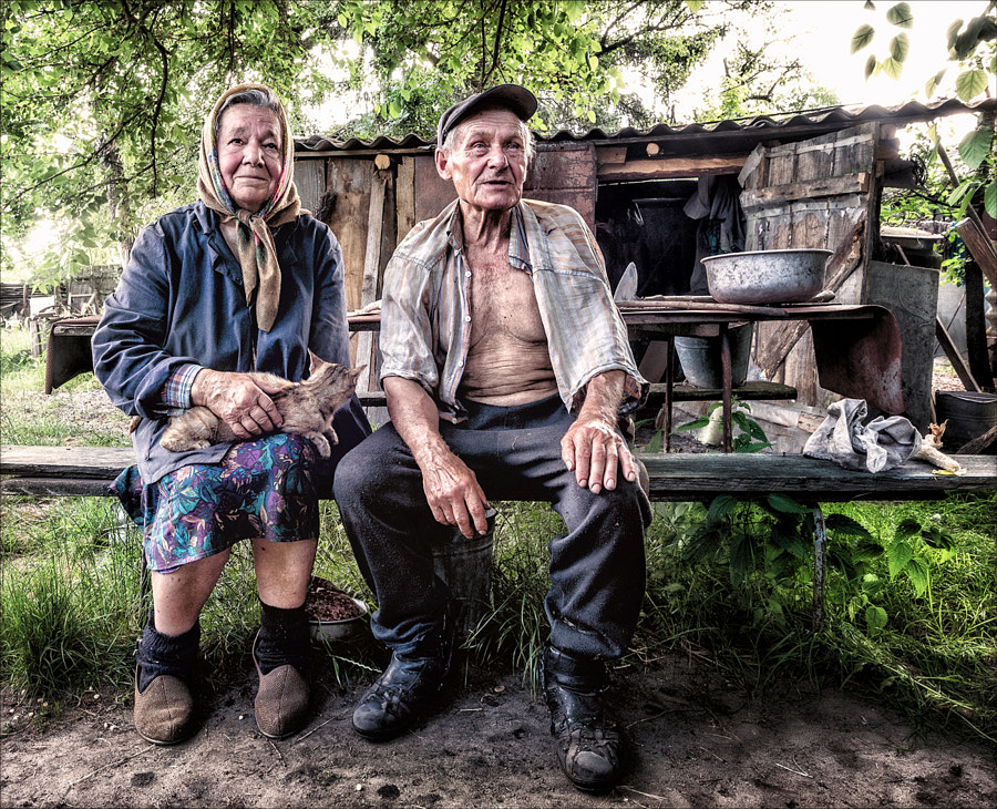 Chernobyl Exclusion Zone Resettlers by Nick_Moulds on 500px.com