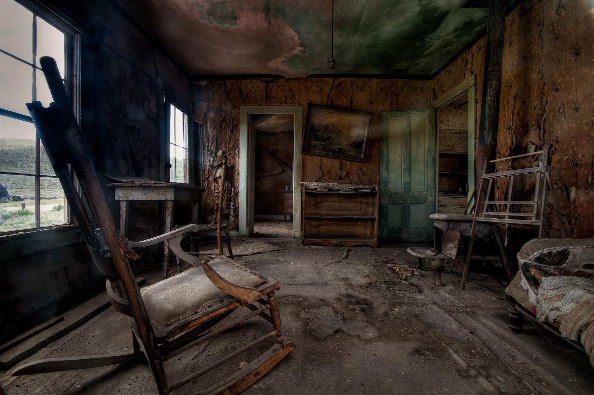Photograph Inside Bodie, CA by Eric Wienke on 500px