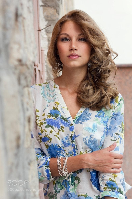 Photograph Diana by Nijaz Turdaliev on 500px