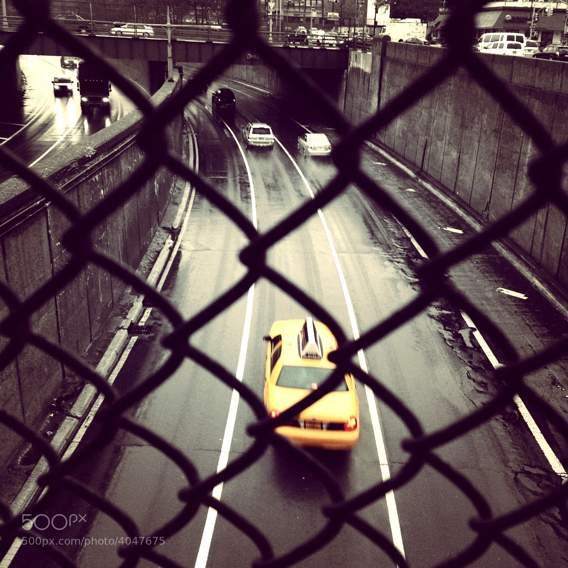 Photograph Yellow Cab by Jaimee Todd on 500px