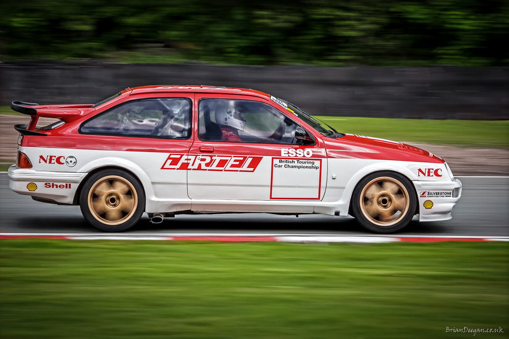 Photograph Ford Cosworth RS500 by Brian Deegan on 500px