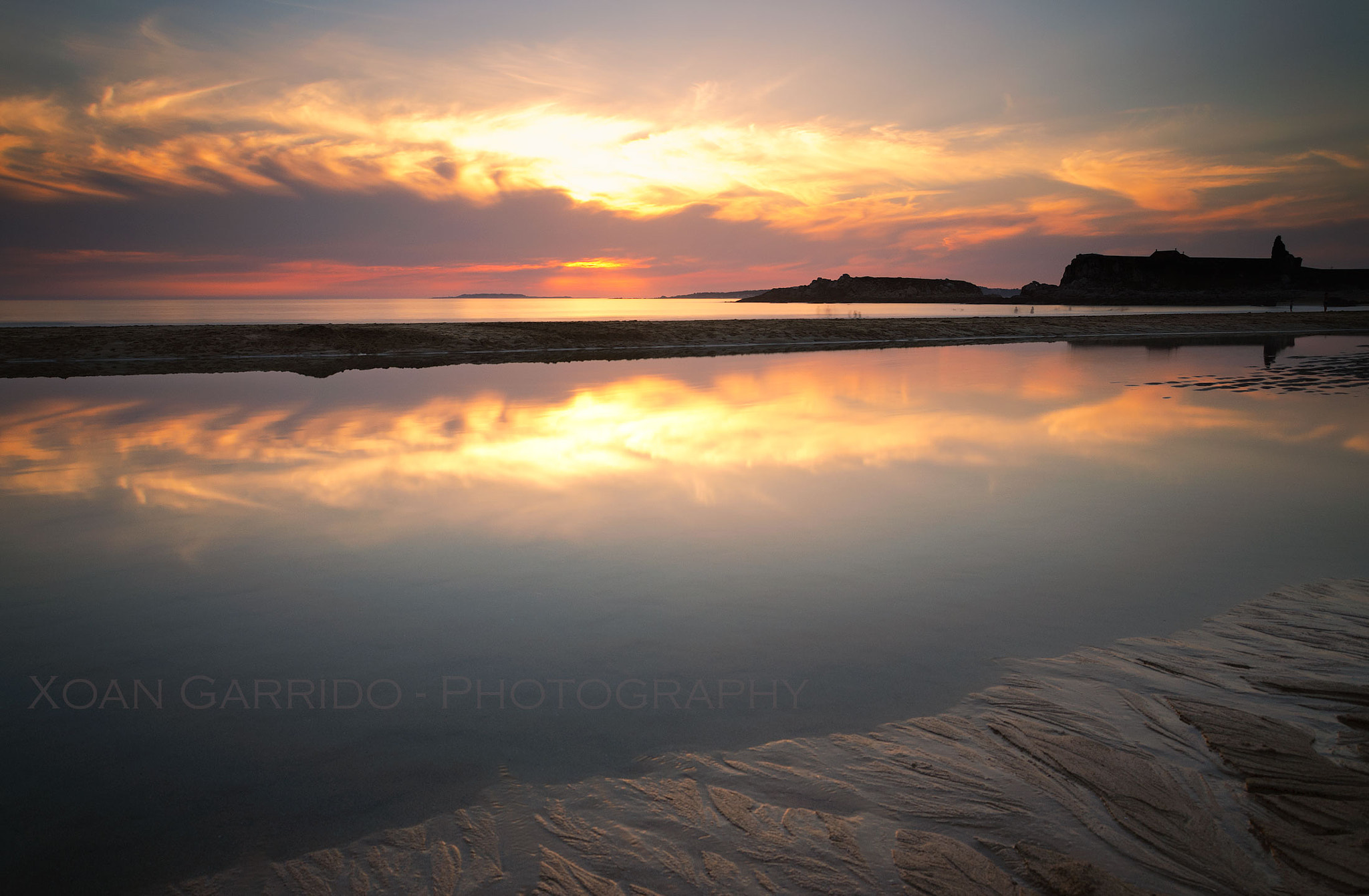 Photograph Last Light in Foxos Beach by Xoan C. Garrido on 500px