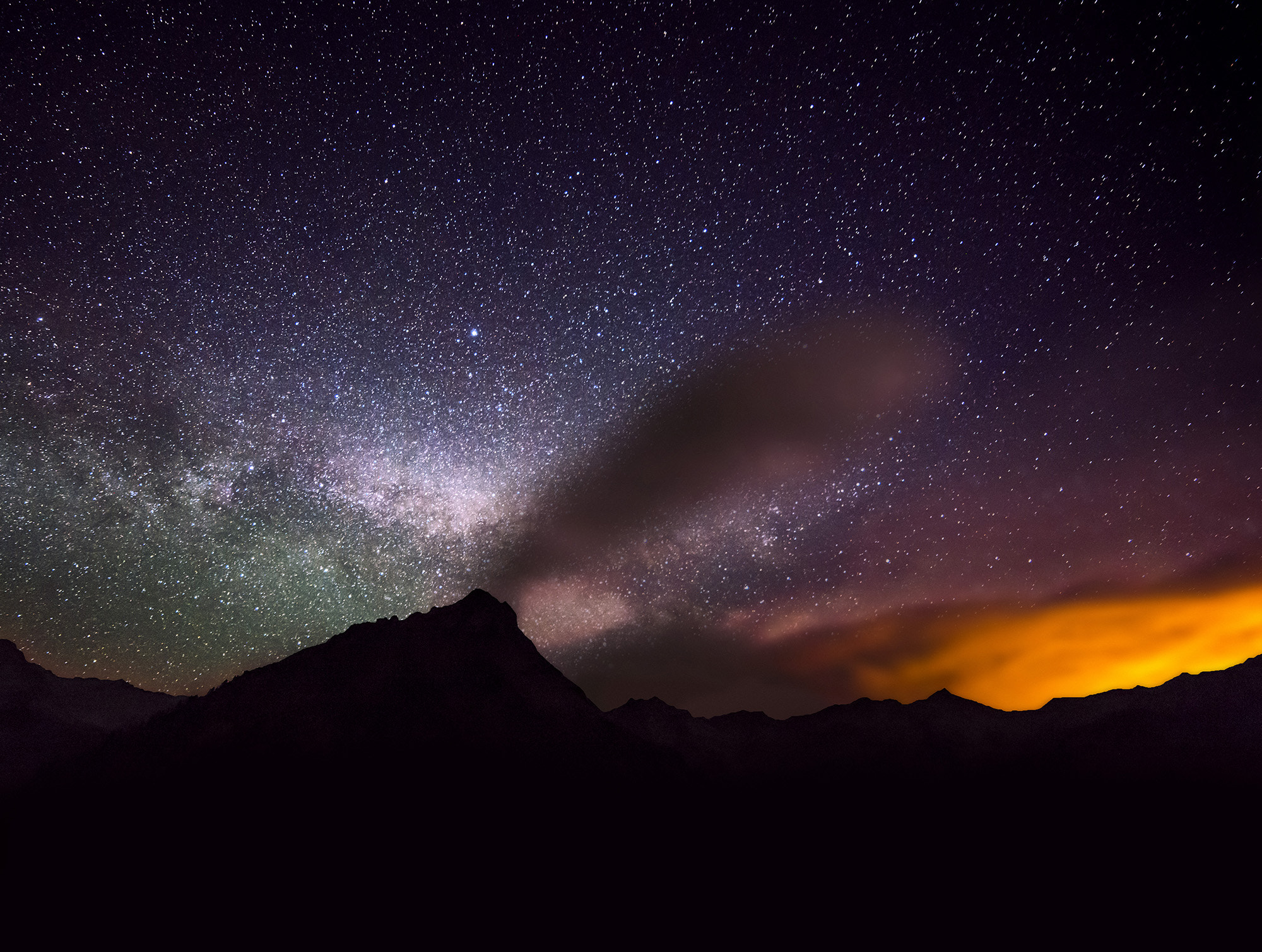 Photograph Fantastic Milky Way by Jonathan Besler on 500px