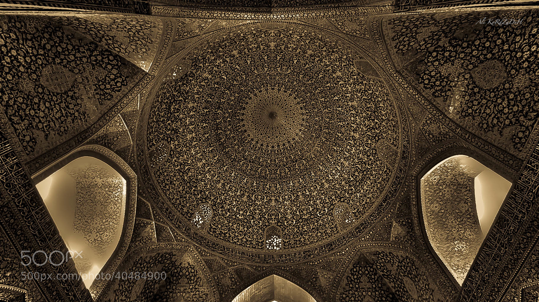 Photograph Magic of Tiles by Ali KoRdZaDeh on 500px