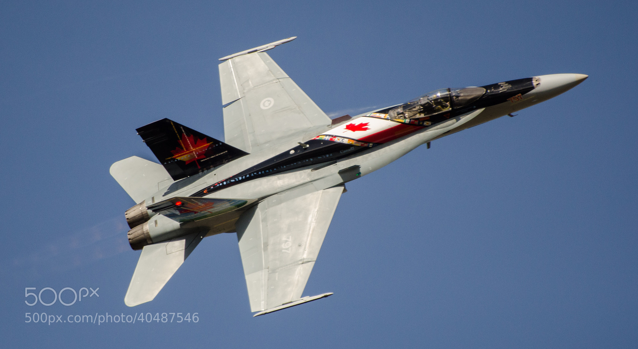 Photograph Royal Canadian Airforce by Camilo Suarez on 500px