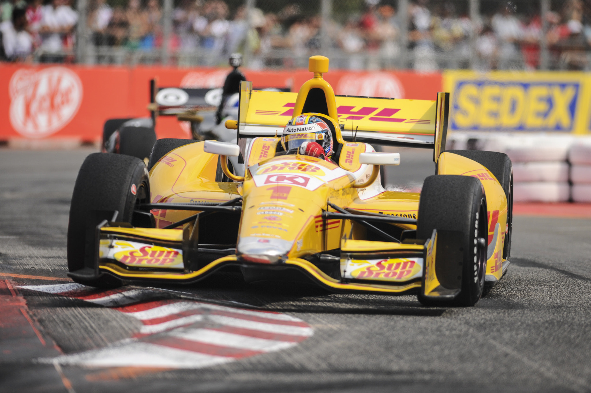 Photograph Ryan Hunter-Reay by Victor Eleutério on 500px