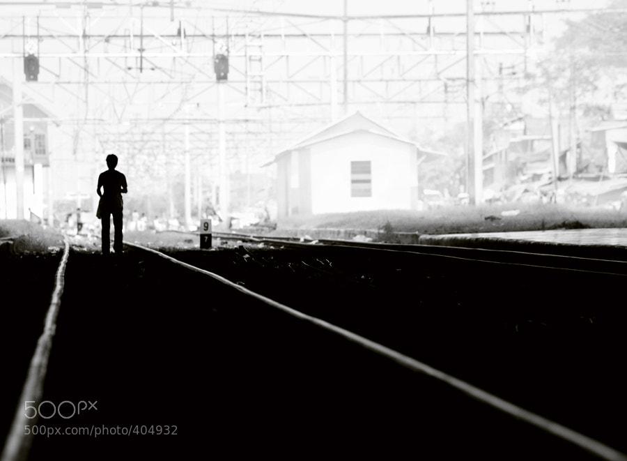 Photograph Heart Break Station by Hengki Lee on 500px