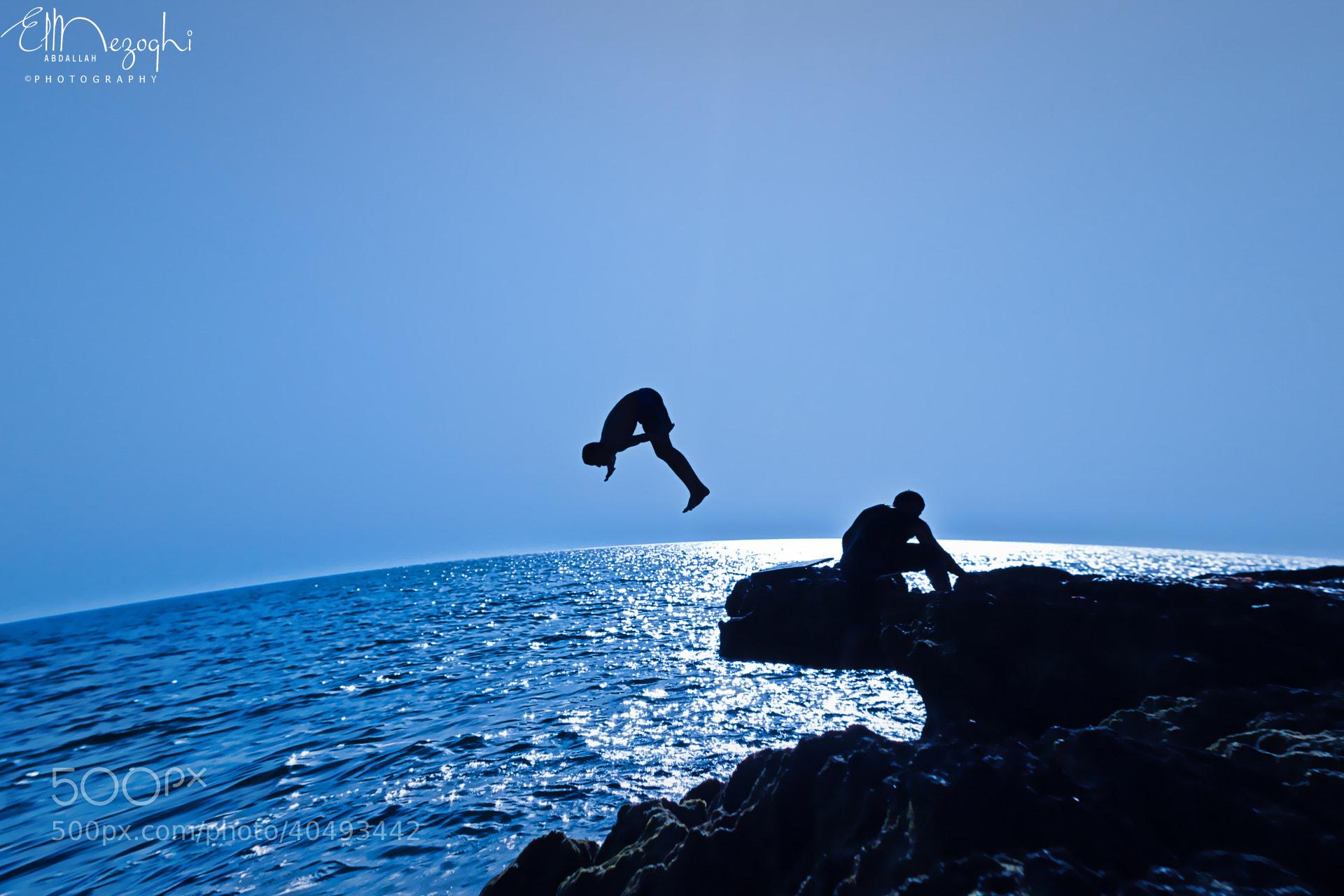 Photograph Sea Tajora by AbdallaH ElmezOghi on 500px